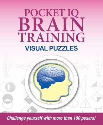 Pocket IQ Brain Trainer: Visual Puzzles (Paperback)