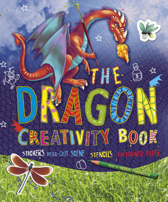 The Dragon Creativity Book (Spiral bound)