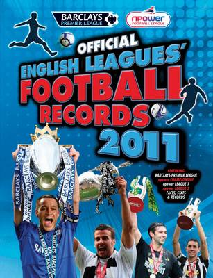 Official English League Football Records 2010/11 2010/11 (Hardback)