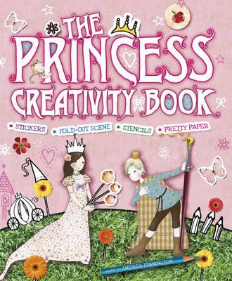 The Princess Creativity Book (Spiral bound)