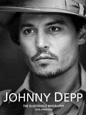 Johnny Depp: The Illustrated Biography (Paperback)