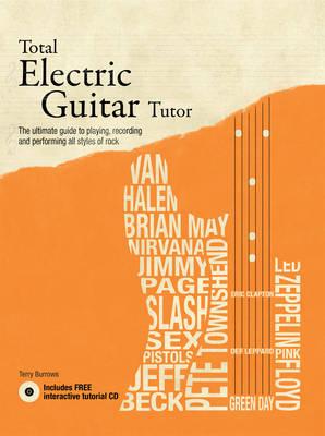 Total Electric Guitar Tutor