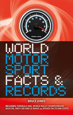 World Motor Sports Facts & Records (Paperback)