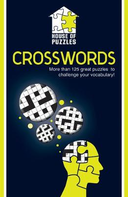 House of Puzzles B: Crosswords (Paperback)
