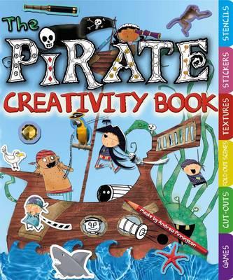 The Pirates Creativity Book (Spiral bound)