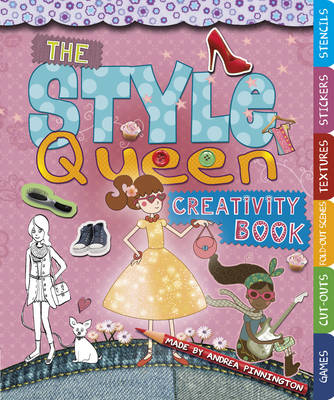 The Style Queen Creativity Book (Spiral bound)