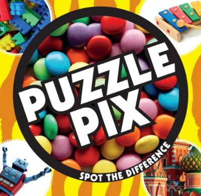 Puzzle Pix: Can You Spot the Difference? (Hardback)