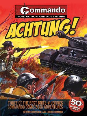 Commando Achtung! (Paperback)