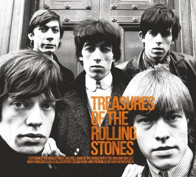 Rolling Stones Treasures (Hardback)