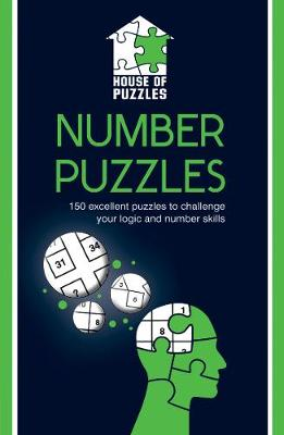 House of Puzzles: Number Puzzles (Paperback)