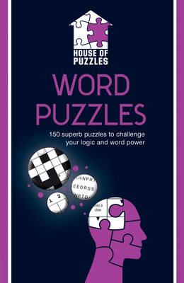 House of Puzzles: Word Puzzles (Paperback)