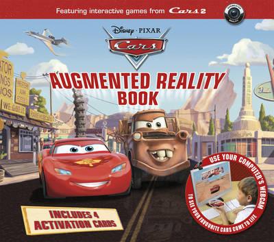 Disney Cars Augmented Reality Book (Hardback)
