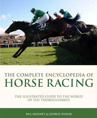 Complete Ency of Horse Racing (Hardback)