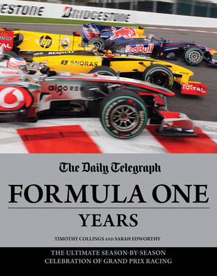 Daily Telegraph Formula One Years (Hardback)