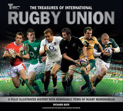 The Treasures of Rugby Union (Hardback)