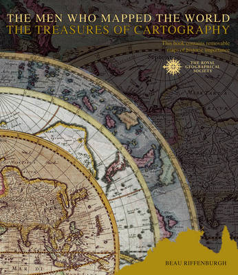 The Men Who Mapped the World/The Treasures of Cartography (Hardback)