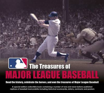 The Treasures of Major League Baseball (Hardback)