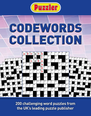 Puzzler Codeword Compendium (Paperback)