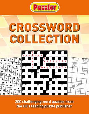 Puzzler Crossword Compendium (Paperback)