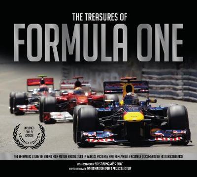The Treasures of Formula One (Hardback)