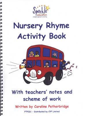 Nursery Rhyme Activity Book: Pk. 1