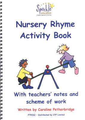 Nursery Rhyme Activity Book: Pk. 2