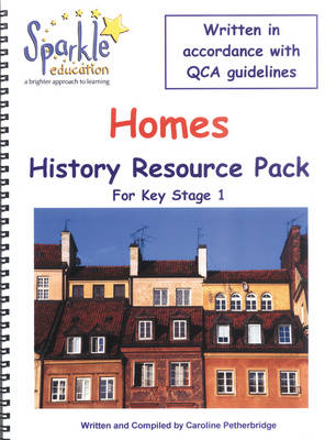 Homes: History Resource Pack (Spiral bound)