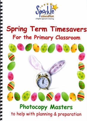 Key Stage 1/2 Spring Term Timesavers (Paperback)