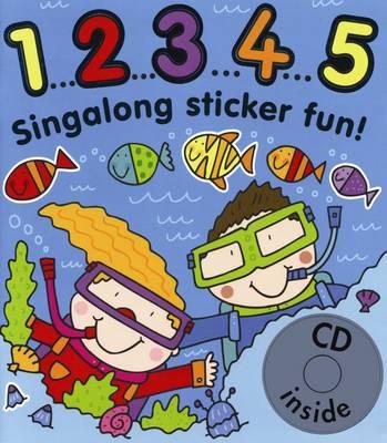 1 2 3 4 5 Singalong Sticker Book