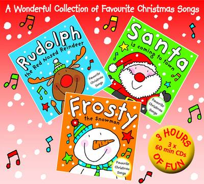 Christmas Fun Triple CD Gift Set (CD-Audio)