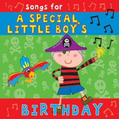 Songs for a Special Little Boy's Birthday (CD-Audio)