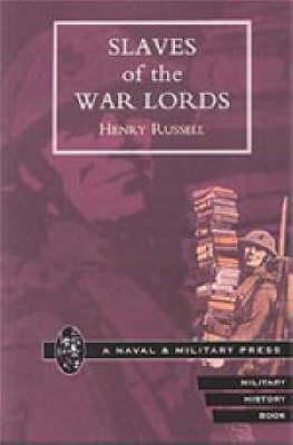 Slaves of the War Lords 2001 (Hardback)