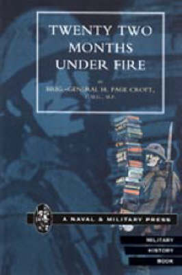 Twenty-two Months Under Fire 2002 (Hardback)