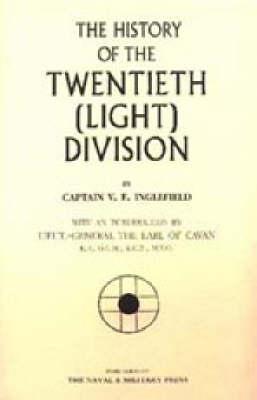 History of the Twentieth (light) Division 2002 (Hardback)