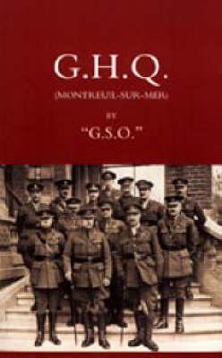G.H.Q. (Montreuil-Sur-Mer) 2003 (Hardback)