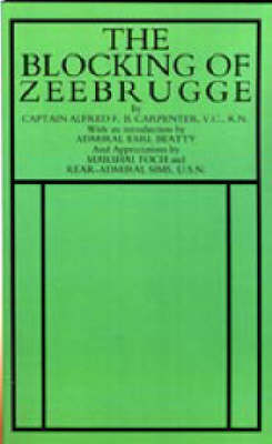 Blocking of Zeebrugge 2003 (Hardback)