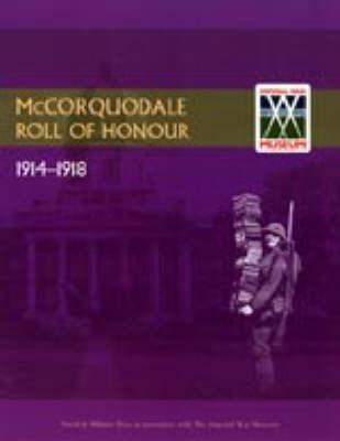 Roll of Honour. Mc.Corquodale & Co Ltd 2003 (Hardback)