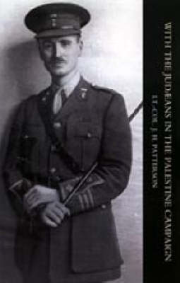 With the Judaeans in the Palestine Campaign (Hardback)