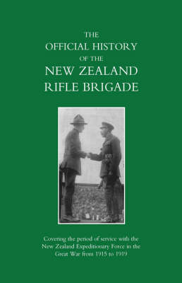 New Zealand Rifle Brigade (Hardback)
