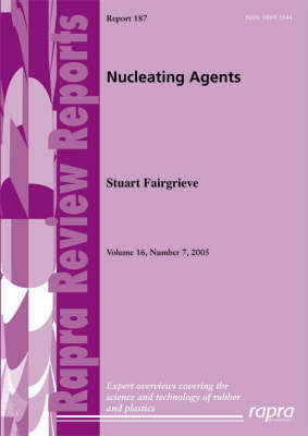 Nucleating Agents (Paperback)