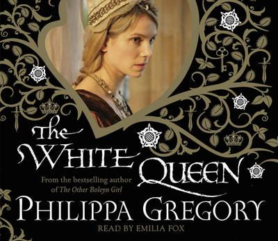 The White Queen - COUSINS' WAR (CD-Audio)