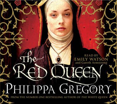 The Red Queen - COUSINS' WAR (CD-Audio)