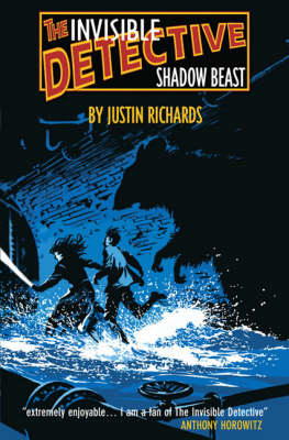 The Shadow Beast - Invisible Detective (Paperback)