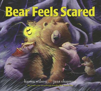 Bear Feels Scared (Paperback)