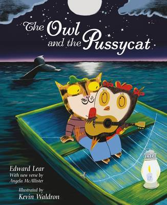 The Owl and the Pussycat. (Hardback)
