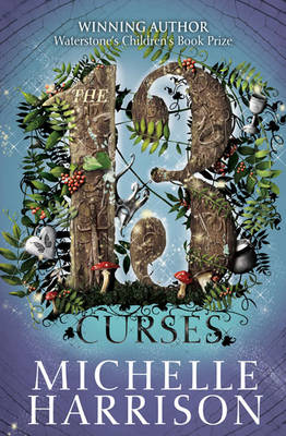 Cover of the book, 13 Curses (Thirteen Treasures, #2).