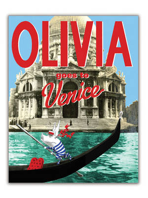 Olivia Goes to Venice (Hardback)