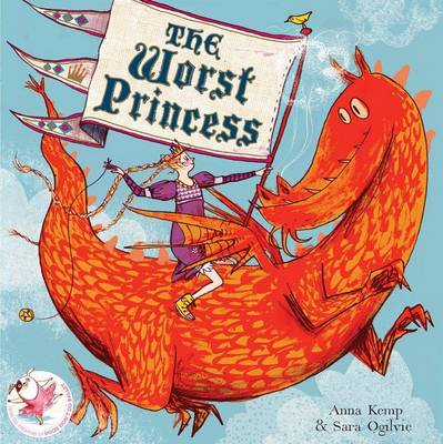 The Worst Princess (Paperback)