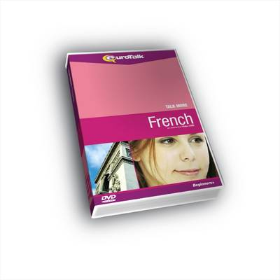 Talk More French: Interactive Video DVD Beginners+ (DVD video)