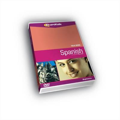Talk More Spanish: Interactive Video DVD Beginners+ (DVD video)